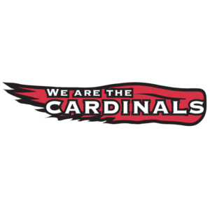 We are the Cardinals Spirit Strip Temporary Tattoos