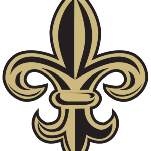 Fleur De Lis Waterless Tattoos