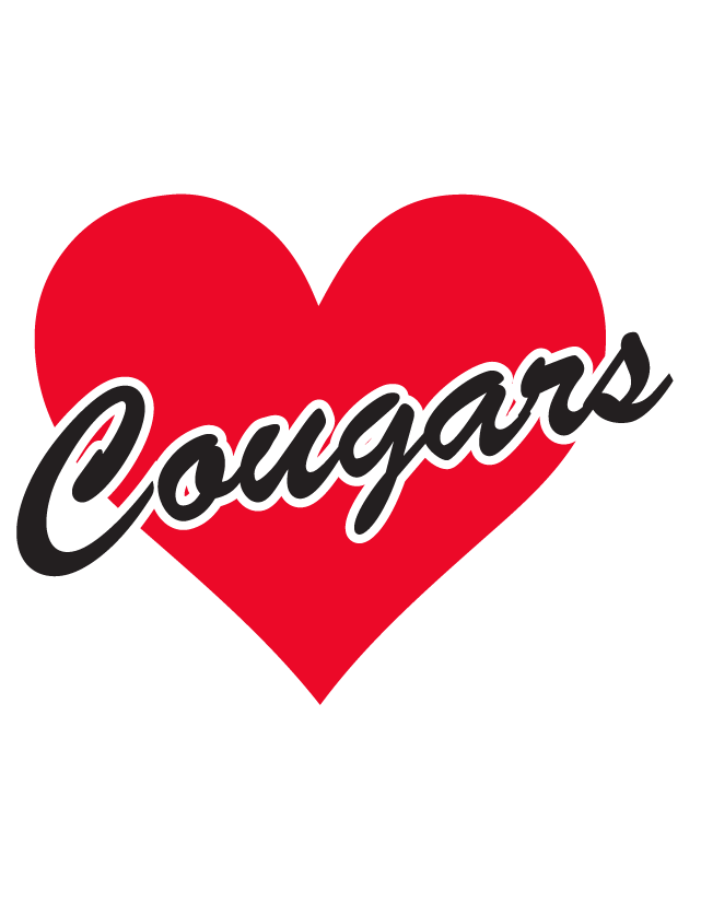 Cougars Heart Waterless Tattoos