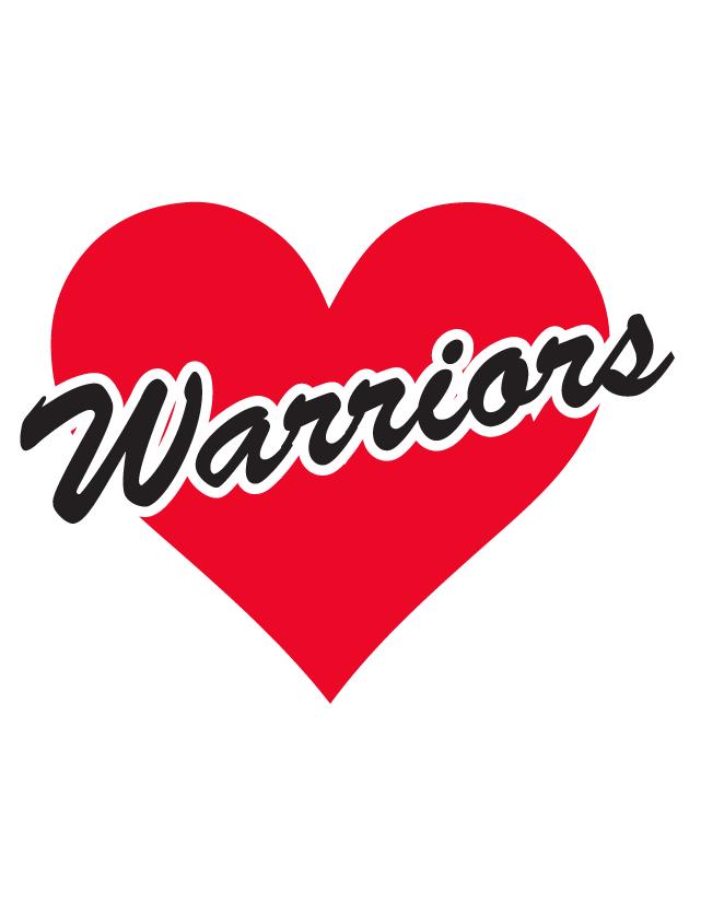 Warriors Heart Waterless Tattoos