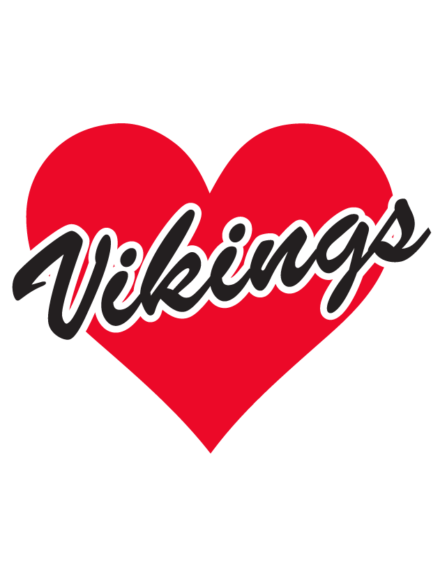 Vikings Heart Waterless Tattoos