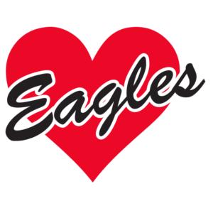 Eagles Heart Waterless Tattoos