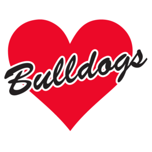 Bulldogs Heart Waterless Tattoos
