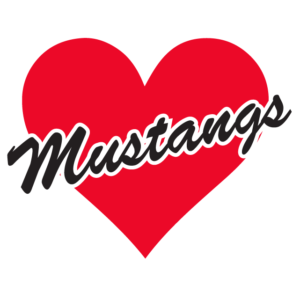 Mustangs Heart Waterless Tattoos