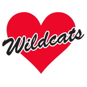 Wildcats Heart Waterless Tattoos