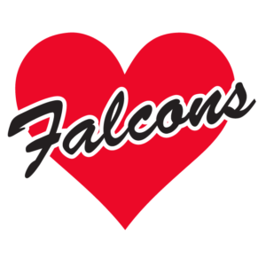 Falcons Heart Waterless Tattoos