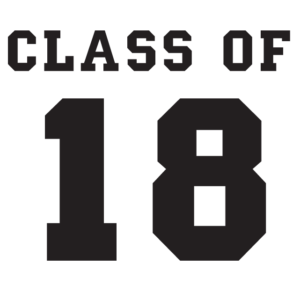 Class of 18 Waterless Tattoos