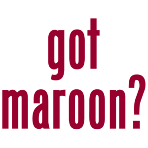 Got Maroon Waterless Tattoos