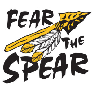Fear the Spear Waterless Tattoos