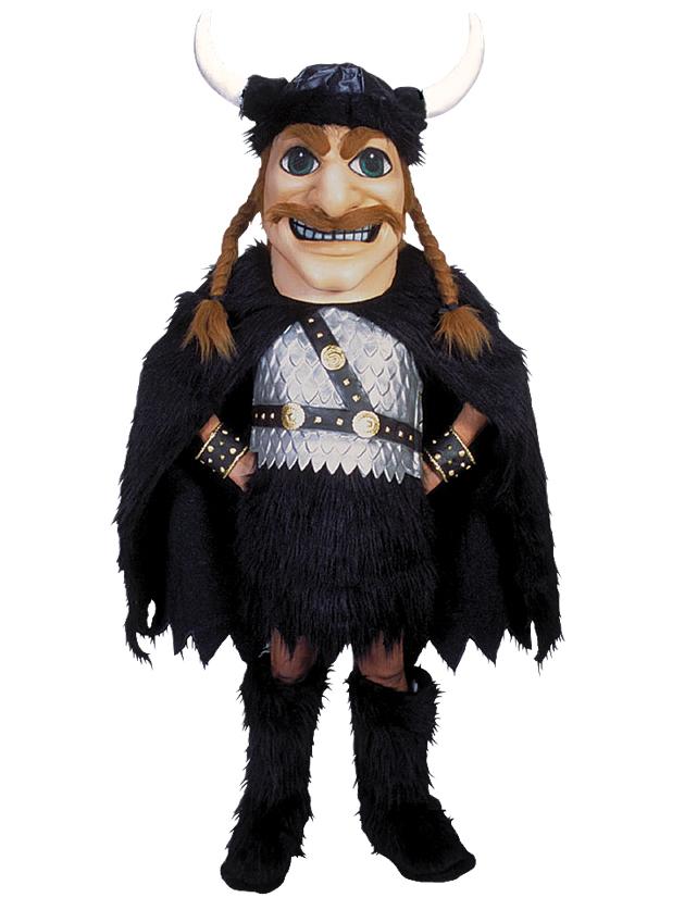 Viking Mascot Uniform