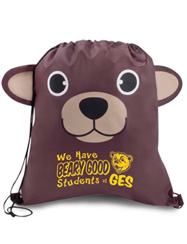 Bear Cinch Bags