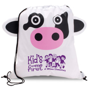 Cow Cinch Bags