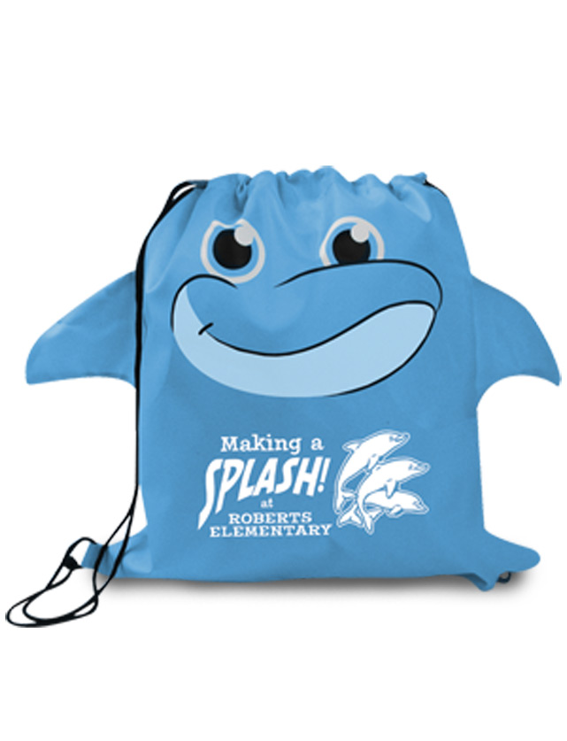 Dolphin Cinch Bags