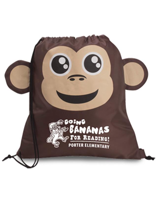 Monkey Cinch Bags