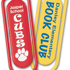 Large Bookmark Clips