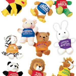 8 Inch Stuffed Animals