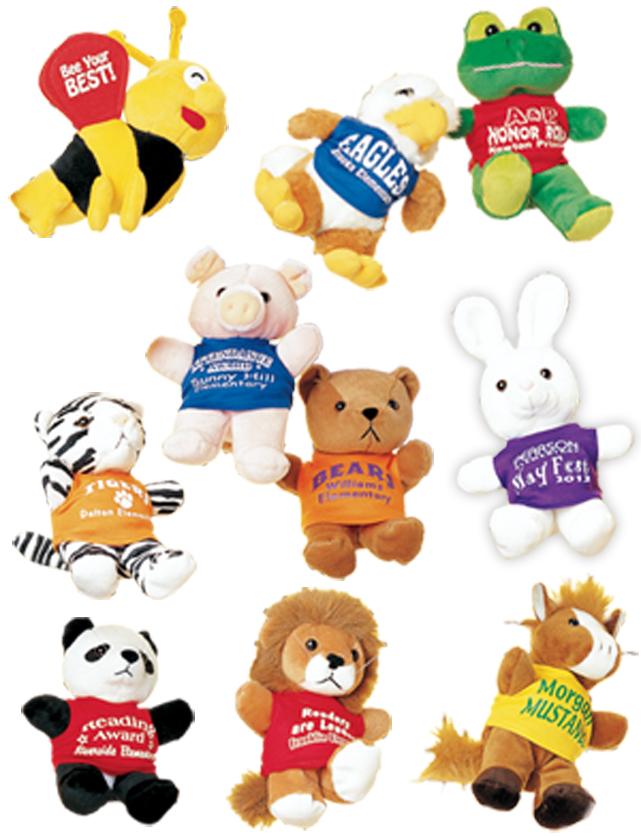 8 Inch Stuffed Animals