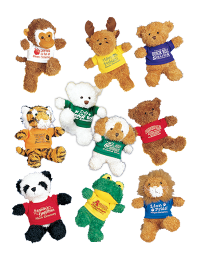 10 Inch Stuffed Animals