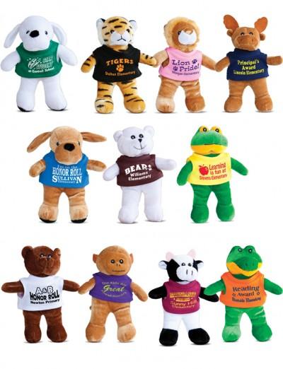 6 Inch Stuffed Animals